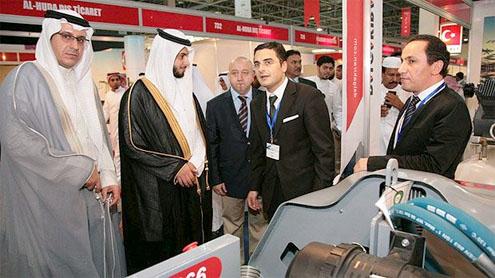 Latest machinery and equipment on display at Machinex Arabia
