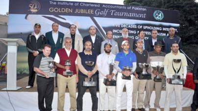Sameer Iftikhar wins 1st ICAP Golf