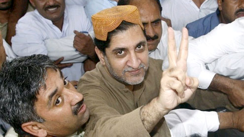 Akhtar Mengal 'surprised' over Pak reaction on US resolution