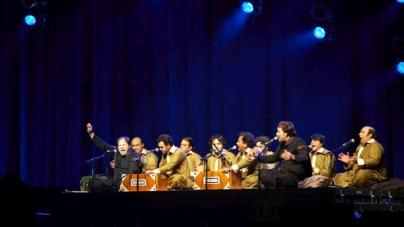 Sufi music concert tomorrow