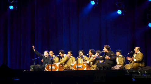 Sufi music concert tomorrow