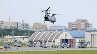 US Marines 'will be moved from Japan's Okinawa'