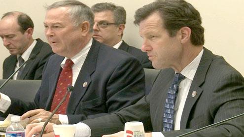 US Balochistan hearing: Pakistani senators condemn 'direct intervention'