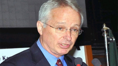 United States Ambassador to Pakistan Cameron Munter