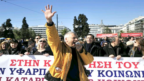 bailout deal for Greece