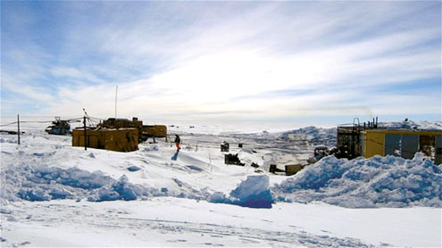 Lake Vostok drilling team claims breakthrough