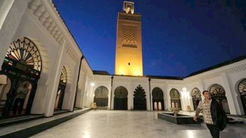China signs deal for mega mosque in Algeria