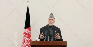Afghan president renews call for calm