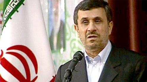 president Mahmoud Ahmadinejad