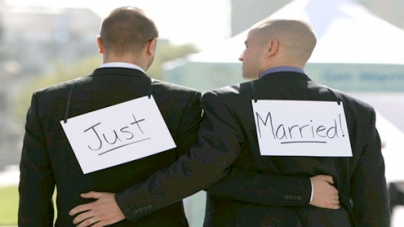Washington state lawmakers vote to legalise gay marriage