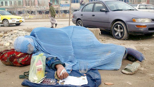 winter kills in Afghanistan