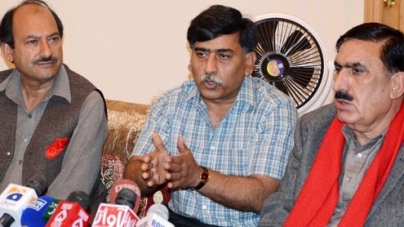 ANP, MQM-H to form 'grand alliance' to bring peace to Karachi