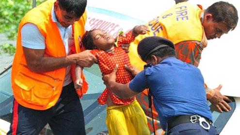 32 die in Bangladesh ferry sinking