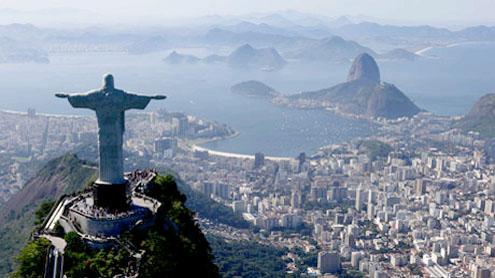 Commodity boom powers Brazil up economic world order
