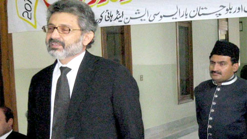BHC CJ blames contractual appointments for destruction of Balochistan education sector