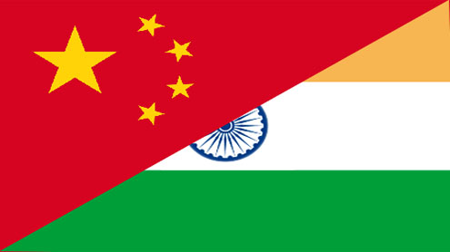 China calls for improving trust with India