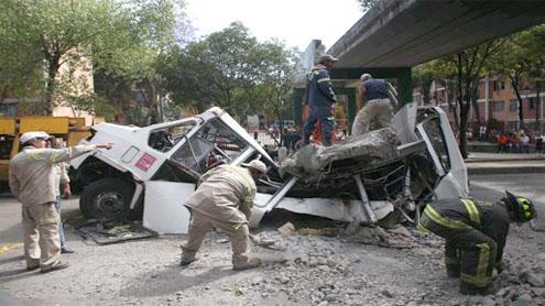 Earth Quake hits Mexico