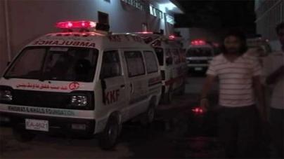 8 more fall prey to firing incidents in Karachi
