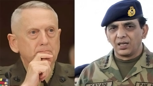 Resolving impasse: US commanders offer 'new proposals'