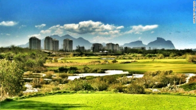Golf legends left disappointed in battle to design Olympic course in Rio