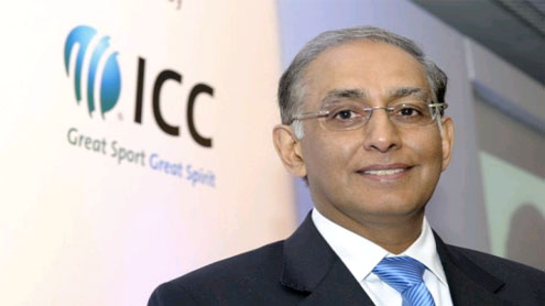 ICC chief executive Haroon Lorgat