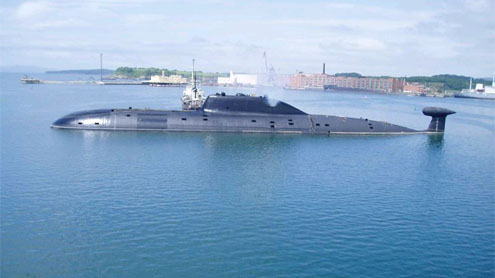 Policy paralysis hits India's submarine manufacturing plans