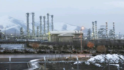 Tehran rejects claims of cleaning up nuke works