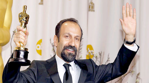 Iran cancels home ceremony for Oscar winner