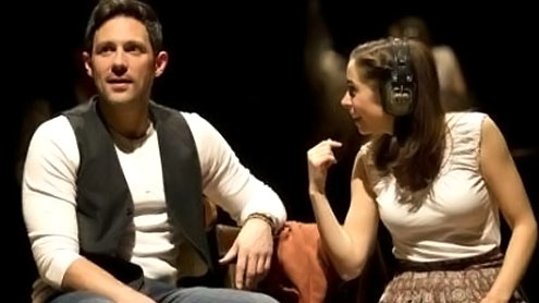 "Irish love story ""Once"" explodes onto Broadway"