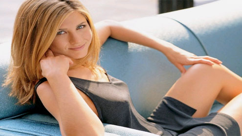 I'll be married this year: Aniston