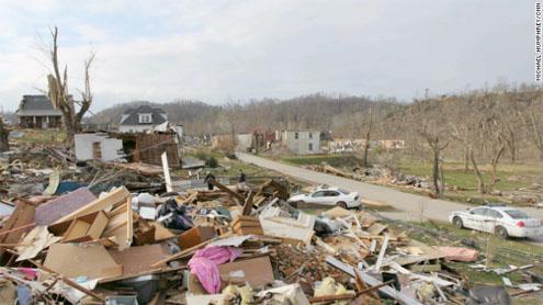 Kentucky tornado