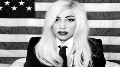 Lady Gaga breaks 20 million Twitter followers, praises the Boss
