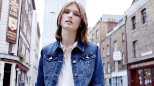 From classroom to catwalk – a new model's diary