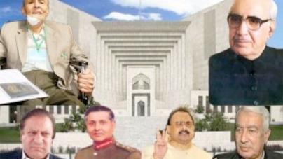 Mehran Gate: Yunis Habib points finger at Aslam Beg, Ishaq Khan