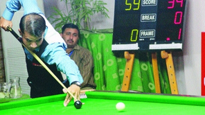 Pakistan's Sajjad and Asif in semis of 7-Nation Snooker