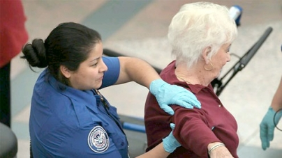 New US screening rules for air travelers over 75