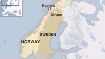 Norwegian Hercules plane vanishes en route to Sweden