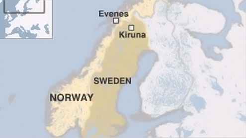 Norwegian military fear