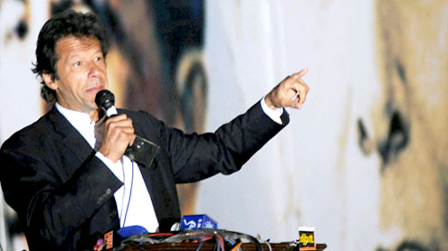 I would be the future Prime Minister, says Imran