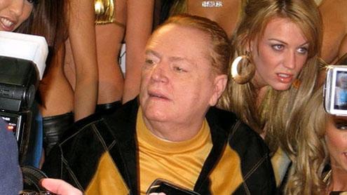 Porn mogul Larry Flynt