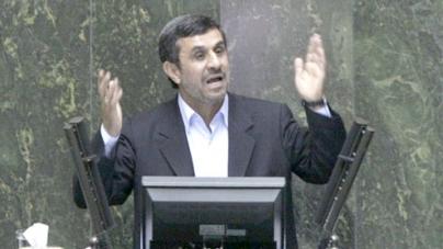 Iran's parliament summons a slippery Ahmadinejad