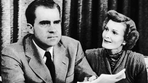 Nixon love letters go on display