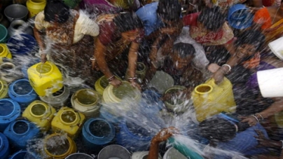 Two billion more people get safe water to drink
