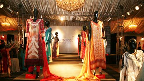 Shamaeel-Sitara launches new lawn collection