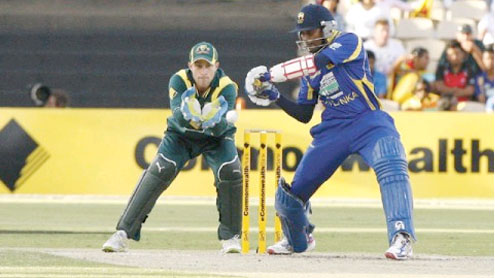 Sri Lanka won 2nd final