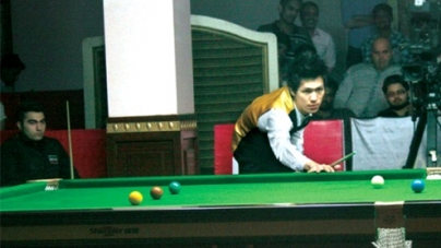 Thepchaiya lifts 7-nation Snooker crown in thriller