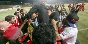 UAE beat Uzbekistan to qualify for London Olympics