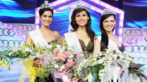 Miss India World 2012: Vanya Mishra wins the title