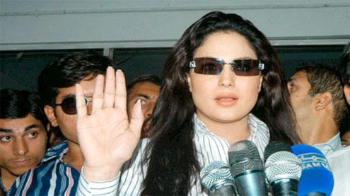 I'm not stripping for any film: Veena Malik