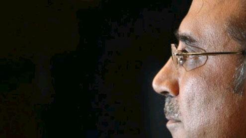 Zardari blames party in Senate election loss